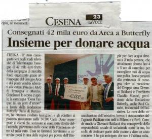 La Voce di Romagna  22.04.11