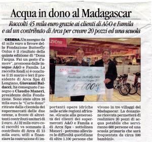 Corriere di Romagna 04.06.2015