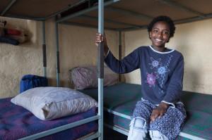 Casa a Lalibela  (Etiopia)