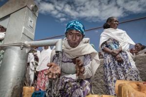 Pozzo di  Keyah Kinfe (Etiopia)