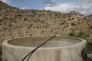Cisterna di Daba Koma (Etiopia)